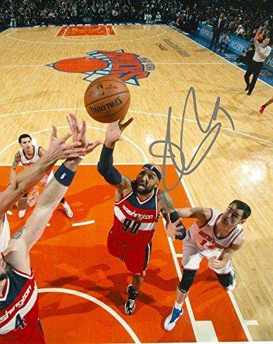 Drew Gooden Signed Photo - 8X10 COA - Autographed NBA Photos