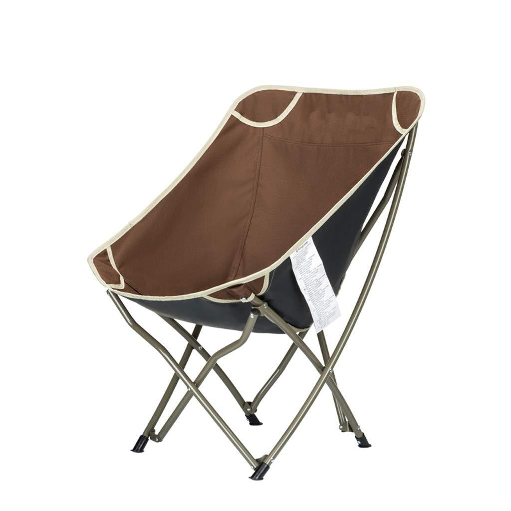 屋外の携帯用折りたたみ椅子は、釣りキャンプに使用することができます、軽量はスペースをとりません JSFQ B07SQL1HWH
