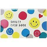 スマイリー[簡易 家計簿]通帳型キャッシュブック/Colorful Smiley Smiley Face