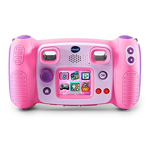 51e6NQnA4UL - VTech Kidizoom Camera Pix, Pink (Frustration Free Packaging)