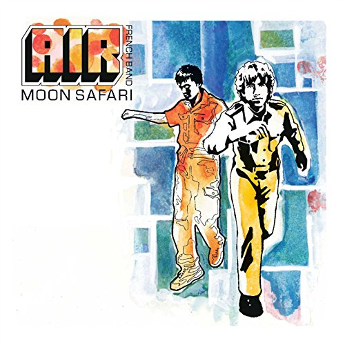 Moon Safari [Vinyl] - Warehouse Safari