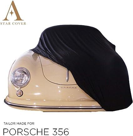 Star Cover AUTOABDECKUNG ROT Porsche 356 Speedster SCHUTZH/ÜLLE ABDECKPLANE SCHUTZDECKE