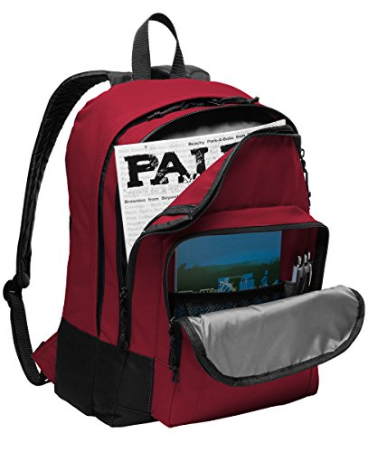Broad Bay University of Georgia Backpack MEDIUM CLASSIC Style With Laptop Sleeve by Broad Bay (Image #1)