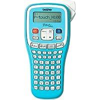 Brother H100LB - Stylo électronique portatif avec design ergonomique (avec écran LCD), bleu clair