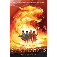 Scorch Dragons (Elementals, Book 2)