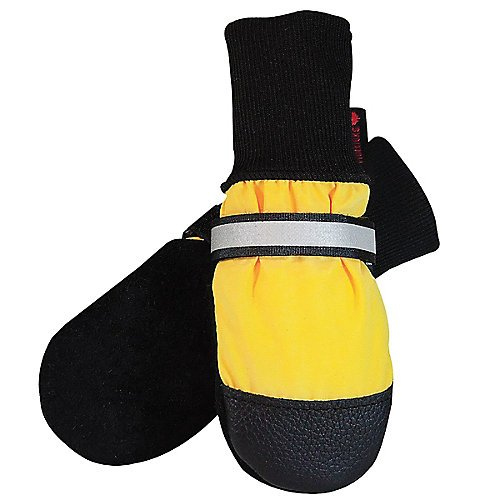 All Weather Muttluks Yellow Dog Boots Large by Muttluks