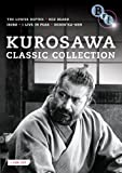 Kurosawa Classic Collection - 5-DVD Box Set ( Ikiru / Ikimono no kiroku / Donzoko / Akahige / Dodes'ka-den ) ( Living / I Live in Fear / The Lowe [ NON-USA FORMAT, PAL, Reg.2 Import - United Kingdom ]