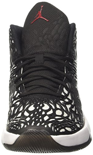 Nike Jordan Ultra.Fly, Scarpe da Basket Uomo Blanco (White / Gym Red-black)