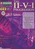 The II-V-I Progression: Jazz Play-Along Lesson Lab (Volume 177) Book with Online Audio