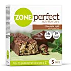 ZonePerfect Nutrition Bars, Chocolate Mint, 1.76 oz, 5 Count