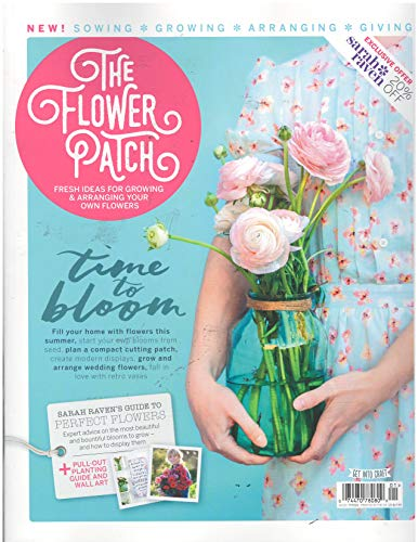 - The Flower Patch Magazine Spring Summer 2018