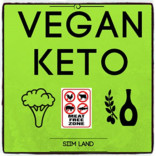 Vegan Keto Ketogenic Vegetarian Simple ebook product image