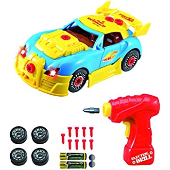 Motor works by discovery toys toys games for Motor kits for kids