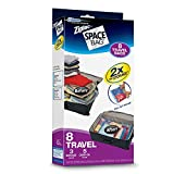 ziploc vacuum storage bags medium - Ziploc Brand Space Bags 8 Travel Bags