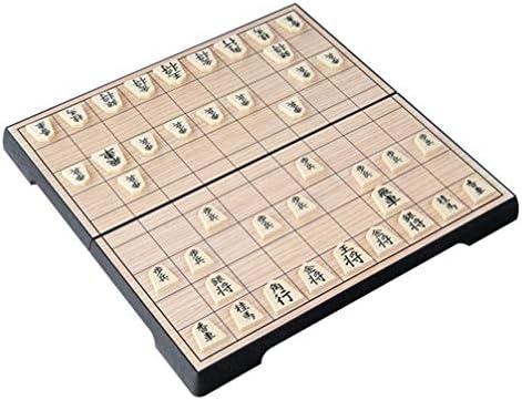 Toyvian Go Set de Juegos Juego de Tablero de Ajedrez Shogi Japonés ...