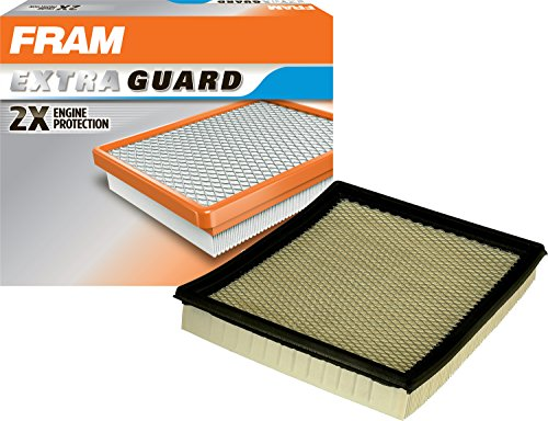 FRAM CA9471 Extra Guard Flexible Panel Air Filter (2002 Jeep Grand Cherokee Overland Owners Manual)