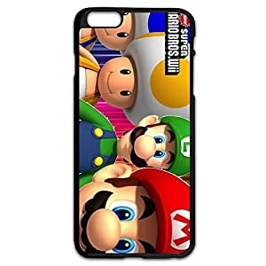 Super Mario Brothers Scratch Case Cover For IPhone 6 Plus (5.5 Inch) - Geek Case