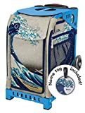 """ZUCA """"New"""" Sport Insert Bag """" Great Wave"""" with"""
