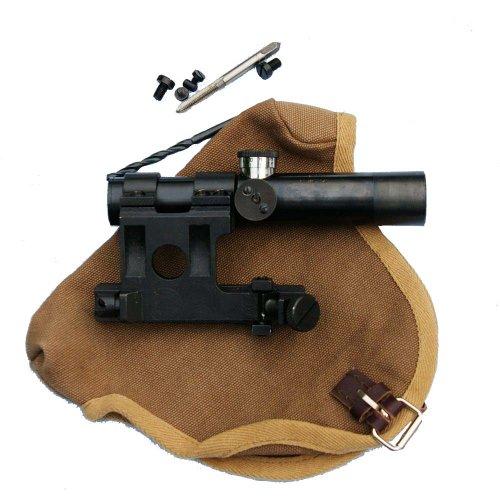 RSM Russian Mosin-nagant 91/30 PU Sniper Scope Repro Set Kit (Mosin Nagant 91 30 Pu Sniper Scope)