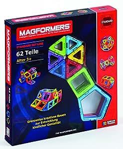 Magformers - Juego de construcción, 62 piezas (2042616)