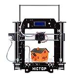[New Arrival] HICTOP Filament Monitor Desktop 3D Printer Kits Reprap Prusa I3 MK8 DIY Self-assembly Printing size 10.6