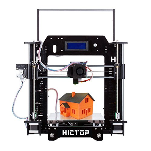[New Arrival] HICTOP Filament Monitor Desktop 3D Printer Kits Reprap Prusa I3...