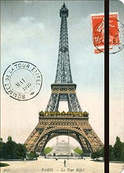 Cavallini Notebooks Paris 6 x 8