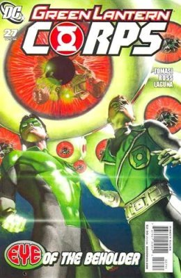 "Read Online Green Lantern Corps #27 ""Eye of the Beholder Pt.1"" pdf epub"