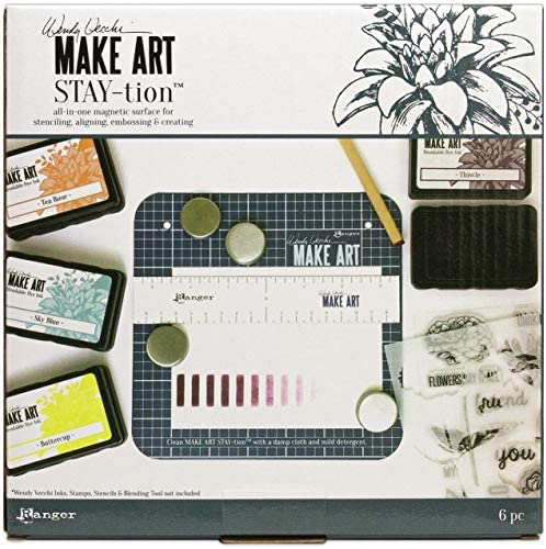Wendy Vecchi WVA68020 Make Art Stay-Tion 7インチ