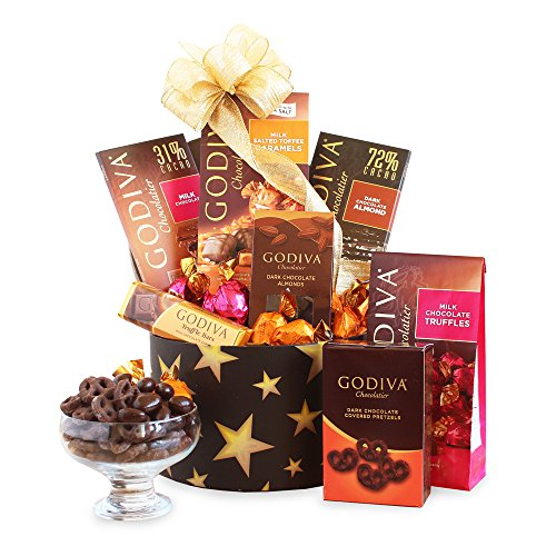 California Delicious Godiva Superstar Gift Set ()