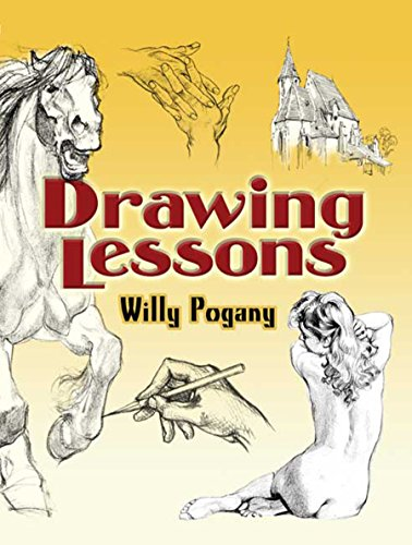 Drawing Lessons (Dover Art Instruction) -