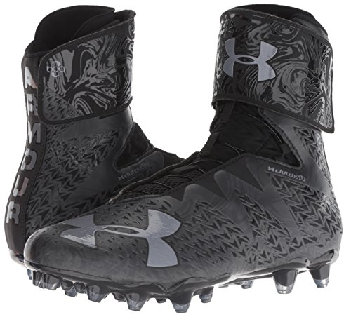 Pictures of Under Armour Men's Highlight MC 2. 1293196 Black (001)/Black 4