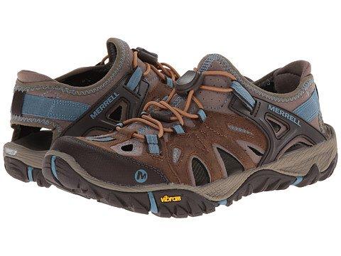 (メレル) MERRELL レディースウォーキングシューズ?スニーカー?靴 All Out Blaze Sieve [並行輸入品]