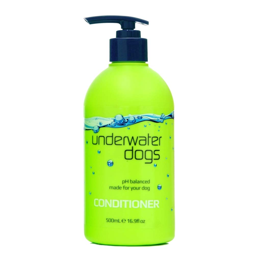 Underwater Dogs Soap Free Dog Shampoo for Dry Itchy Skin & Moisturizing Dog Conditioner for Itchy Skin
