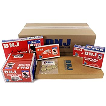 Amazon com: DNJ Master Engine Rebuild Kit EK942AM for 1986