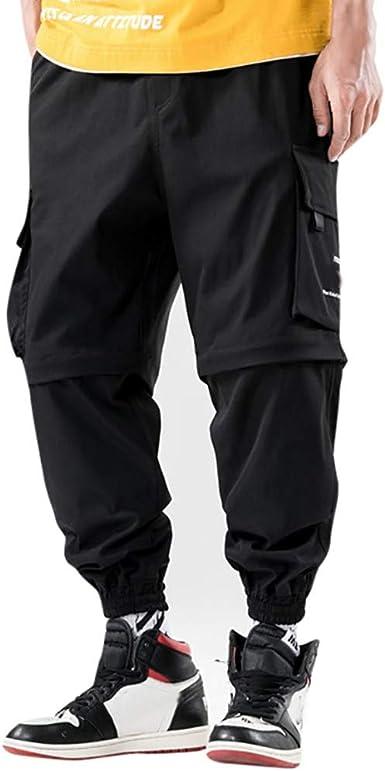Nusgear Vpass Pantalones Para Hombre Moda Extraible Trabajo Pantalones Casuales Pants Jogging Pantalon Fitness Pantalones Chandal Hombre Largos Pantalones Ropa De Hombre Pantalones De Trekking Amazon Es Ropa Y Accesorios