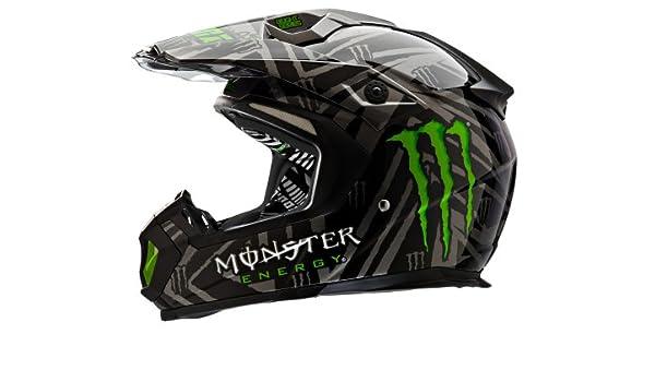 Amazon.es: O Neal 812 Monster Ricky Dietrich Replica Motocross Enduro casco para bicicleta de montaña
