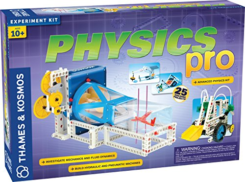 Thames & Kosmos Physics Pro (V 2.0) Science Kit