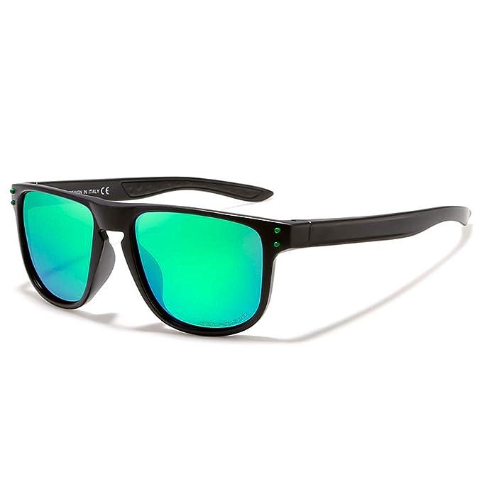 ca8ec9161d5 K KDEAM Non-slip Polarized Sunglasses for Women Men Sport UV 400 Protection  Black