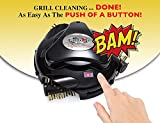 Grillbot Automatic Grill Cleaner, Red