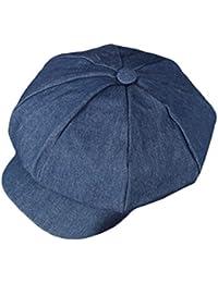 e0d11c609aed7 Women s Vintage Cotton Newsboy Cabbie Hat Cap