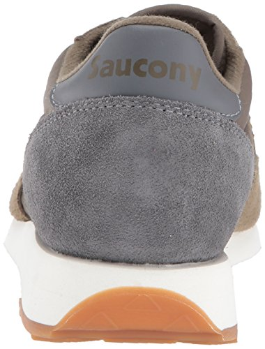 Originals Jazz Olive Charcoal Women's Original Sneaker Saucony TfH8Wf