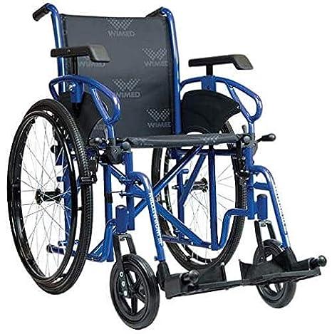 Carrozzina Per Disabili Standard Millenium 50 Cm Amazon