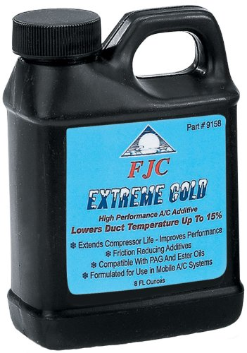 FJC 9158 Extreme Cold Refrigerant Additive - 8 oz. by FJC