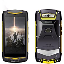 """China Handheld Data Collector PDA Terminal Kcosit V2 Honeywell scan engine 1D 2D Laser Barcode Scanner Android 5.1 IP67 Waterproof Shockproof 5"""" TYPE-C USB 2GB RAM 16GB ROM"""