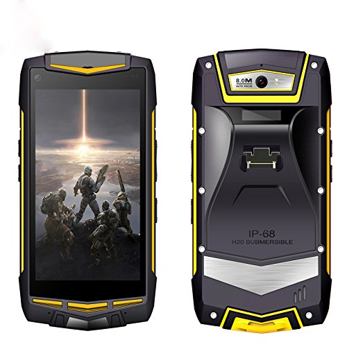 China Handheld Data Collector PDA Terminal Kcosit V2 Honeywell scan engine 1D 2D Laser Barcode Scanner Android 5.1 IP67 Waterproof Shockproof 5