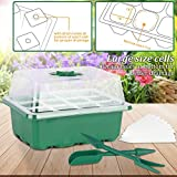 Alotpower Seed Trays, 10 Pack Seedling Starter Tray