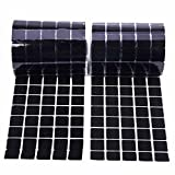 Best SE Fabric Glues - Hompie 1050pcs (525Pairs) Self Adhesive Dots 3/4