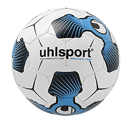 uhlsport Tri Concept 2.0 Pro Balones de Fútbol, Unisex, Blanco ...