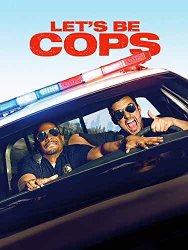 Filmcover Let's be Cops - Die Party Bullen